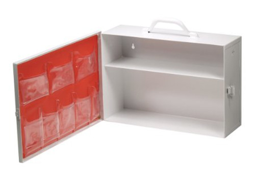 2 Shelf First Aid Kit - Empty