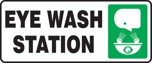 Eye Wash Station Sign MFSD590