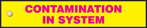 Contamination In System