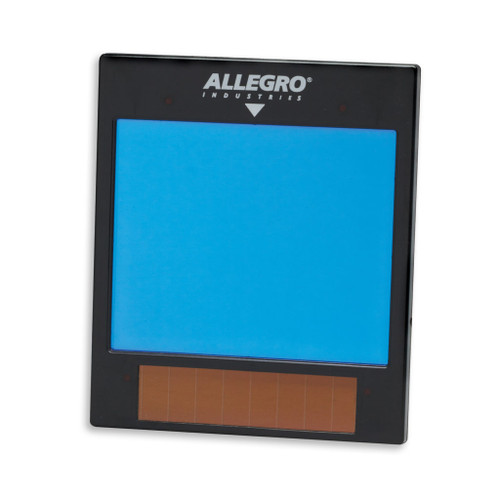 Allegro 9904-35 Replacement Variable Shade 9-12 Auto Darkening Lens Kit (For use w/ 9904-WB)