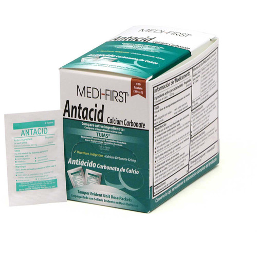 Antacid  Tablets - 100 Box
