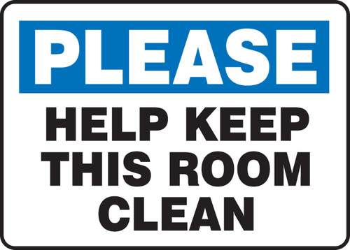 Please Keep This Room Clean
