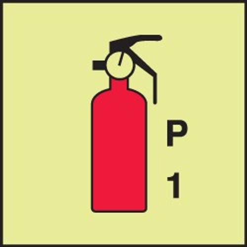 Fire Extinguisher - Powder P1