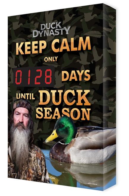 Duck Dynasty® Digi Day Scoreboard- Duck Season