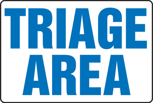 Triage Area 2