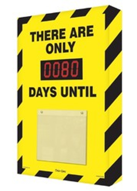 Countdown Scoreboard- Digi Day Plus- There Are Only #### Days