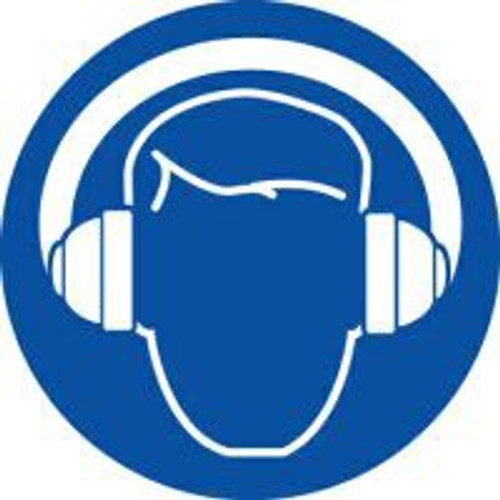 Wear Hearing Protection ISO Safety Sign
