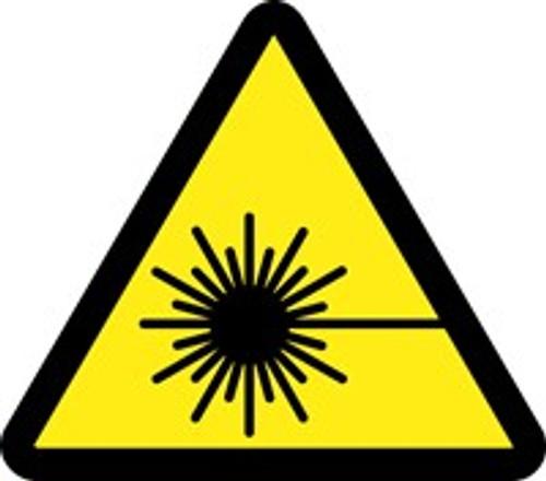 Laser Hazard ISO Symbol