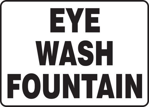 Eye Wash Fountain 1