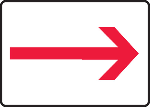 Arrow Red-White