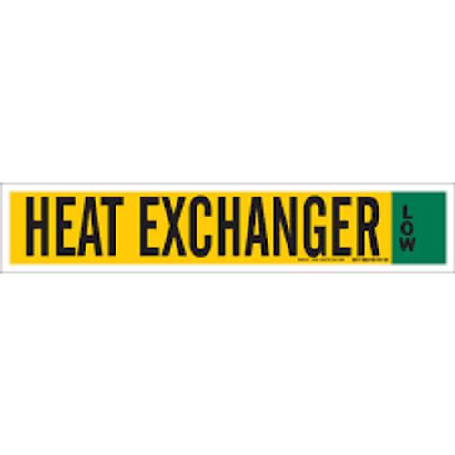 Heat Exchanger Low- IIAR Component Marker