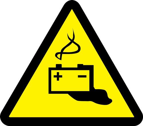 Battery Hazard
