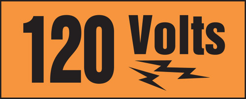 120 Volts (w/graphic)