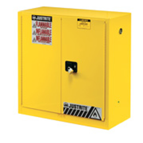 Justrite Safety Cabinet 30 gallon 893300