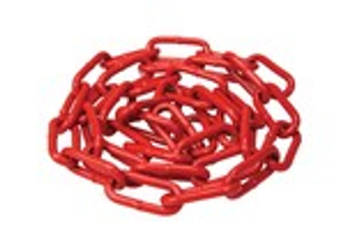 Bucket of Chain- Red