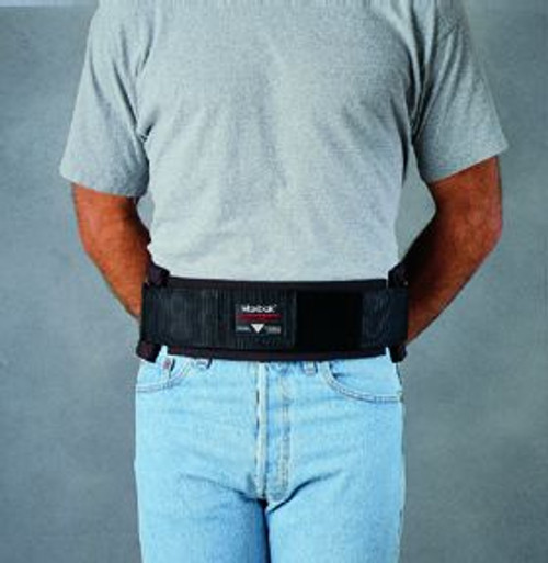Back Support Belt- Maxbak Weightlifting Style Belt- Large