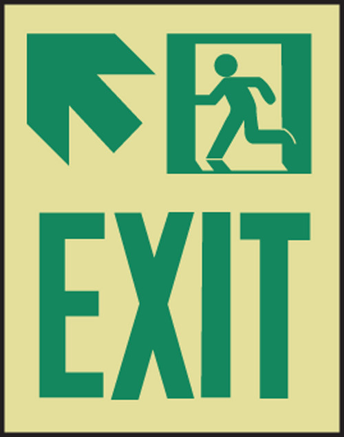 Exit Sign - Glow Sign