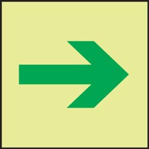 Primary Escape IMO Sign