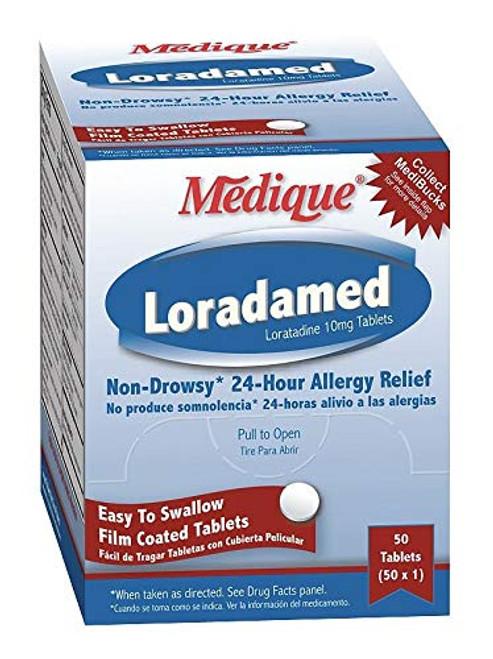 Loradamed - 50 Tablets/Box