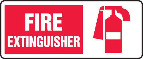 Fire Extinguisher sign 13