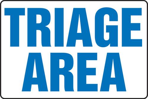 Triage Area