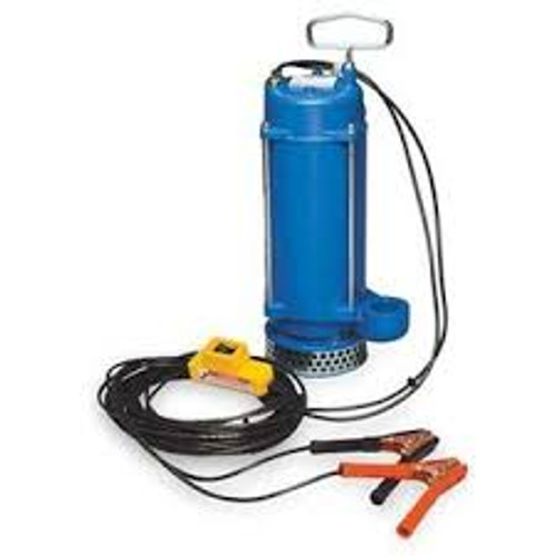 DC Submersible Dewatering Pump