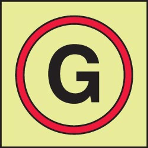 Emergency Generator IMO Sign