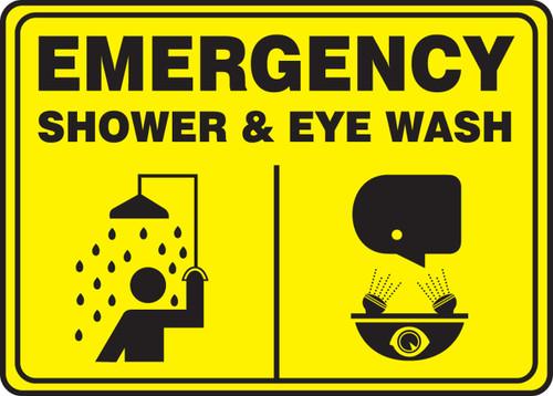 Emergency Shower & Eye Wash