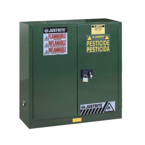 Justrite Pesticide Safety Cabinet-  60 gallon  896024