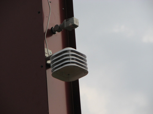 Temperature Probe for Outdoor Message Display
