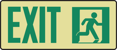 Exit Sign -Glow Sign