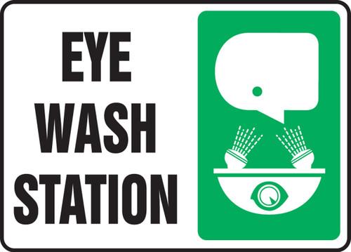 Eye Wash Station Sign 1