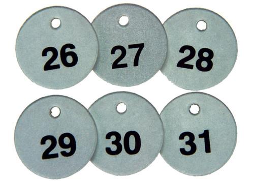TDL150 Metal Lite Tags