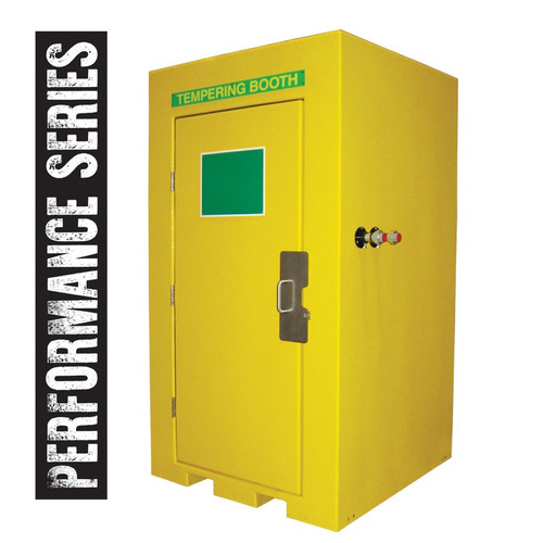 Haws 8785 All-Weather Emergency Water Tempering Booth