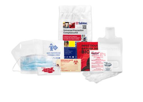 17100 Universal Precaution Kit Safetec UPK
