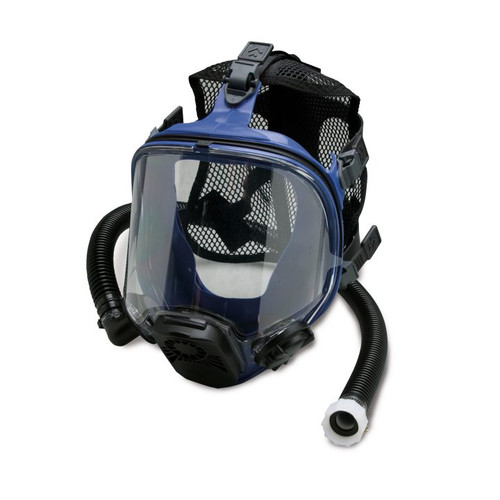 Allegro 9902 Full Face Constant Flow Supplied Air Respirator, High Pressure