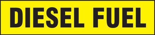 Safety Label: Diesel Fuel