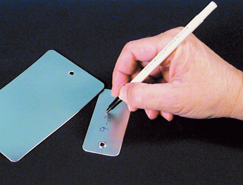 Soft Aluminum Tags