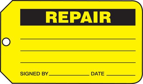 Safety Tag: Repair