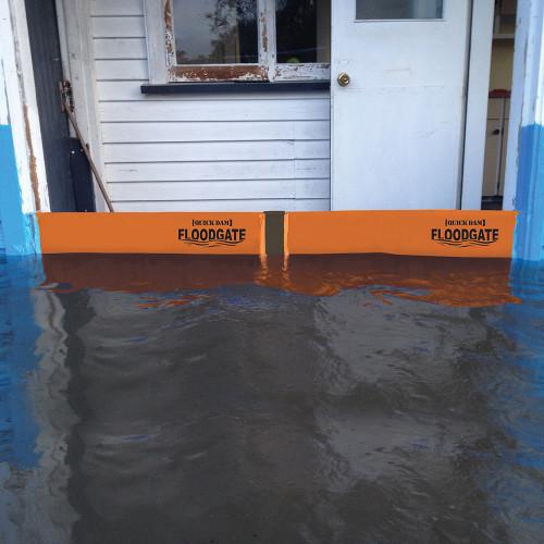 Quick Dam Flood Gate Stanchion Set