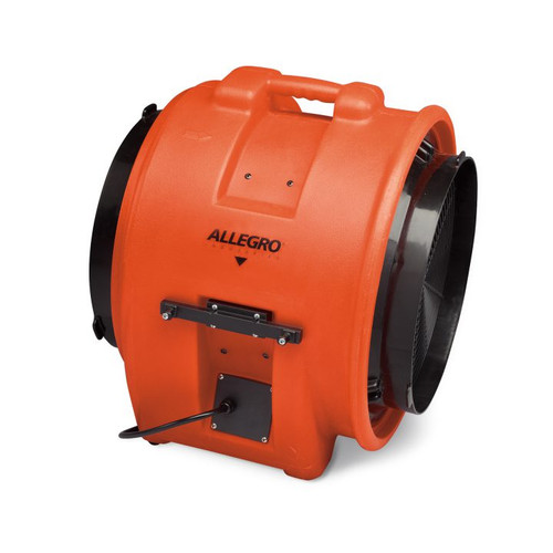 """Allegro 9558 16"""" Axial Explosion-Proof (EX) Plastic Blower"""