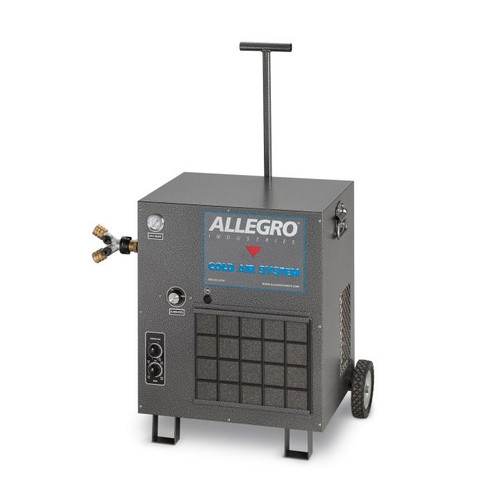 Allegro 9825-EF Breathing Cold Air Source w/ EF Couplers