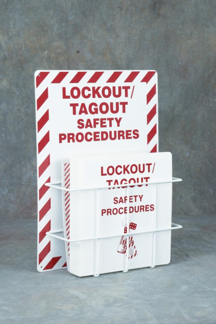 Accuform KSS142 - Lockout Procedure Station Kit