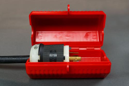 Accuform KDD225 -  STOPOUT StopPlug Lockout -110 VAC