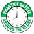 Practice Safety Around The Clock Hard Hat Label
