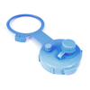 Scepter Water Can Replacement Cap Assembly | Including All Caps (BLUE)