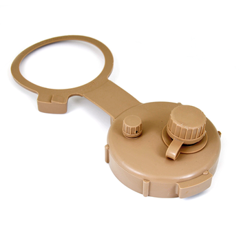 Scepter Water Can Replacement Cap Assembly | Including All Caps (TAN)