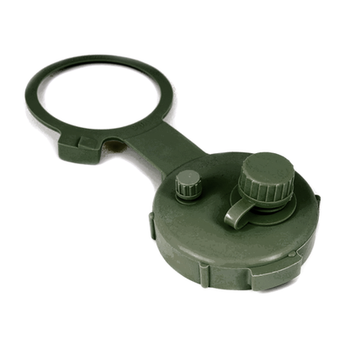 Scepter Water Can Replacement Cap Assembly | Including All Caps (GREEN)