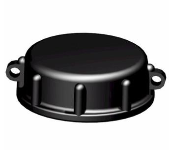 "IBC Dust Cap 2"" NPT Deep Black"