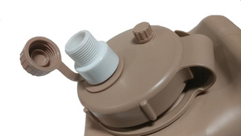 Water Can Pour Cap Thread Adapter - Fits Scepter & LCI Water Cans